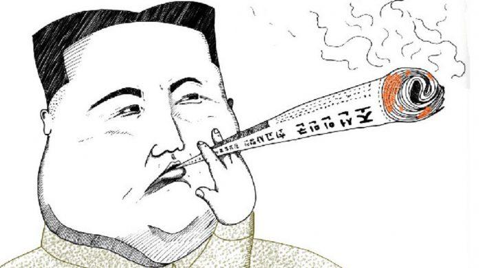 north korea marijuana www.leafedout.com